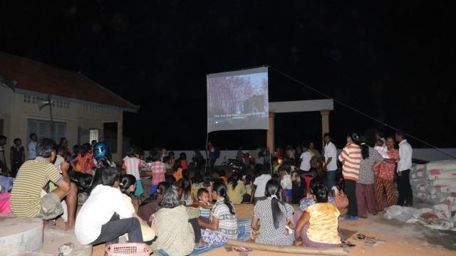 School Movie Night