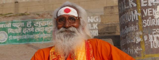 Sadhu Monk